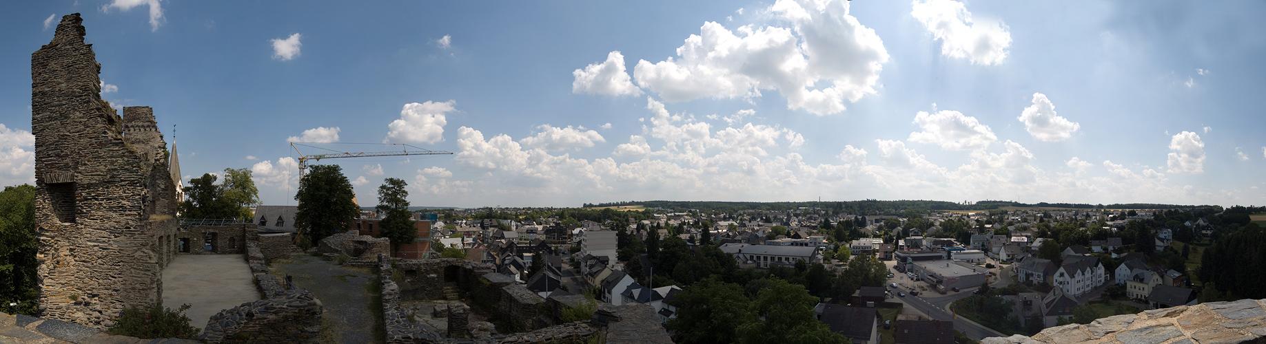 Panorama Hunsrück