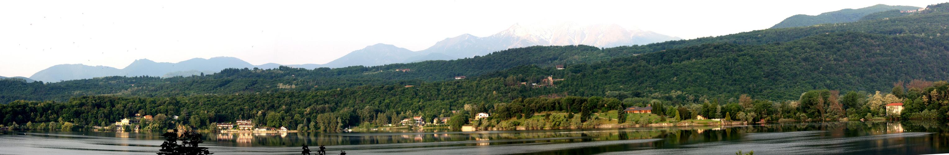 Panorama in Italien