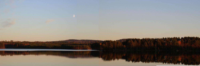 Panorama in Schweden