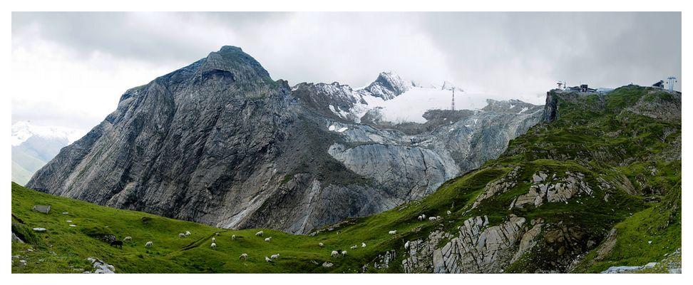 Panorama Kitzsteinhorn