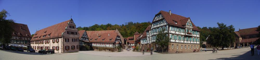 Panorama Kloster Maulbronn