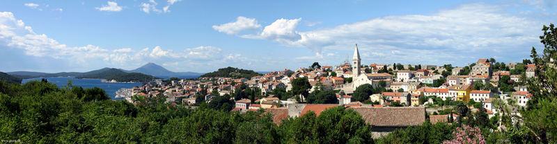 Panorama - Kroatien - Mali Losinj
