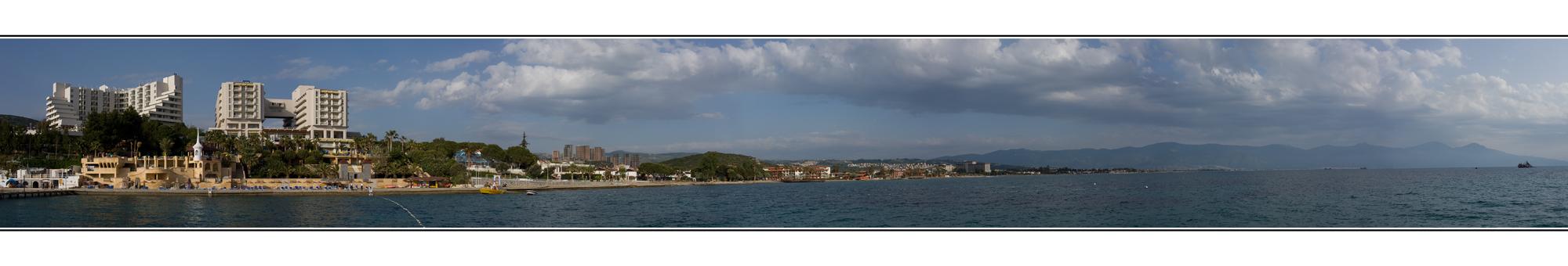 Panorama Kusadasi