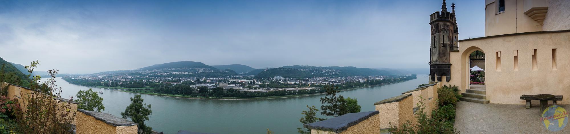 Panorama Lahnstein