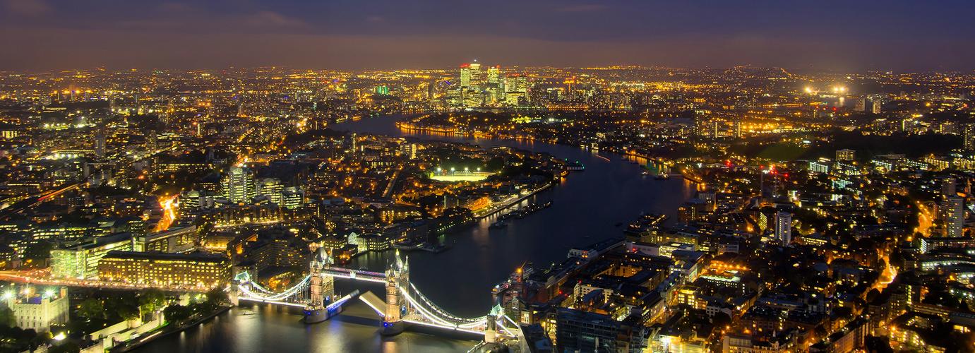 Panorama London II