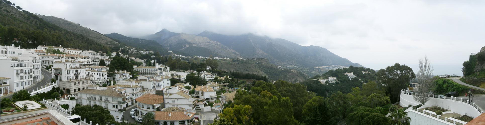 Panorama MIJAS Andalusien