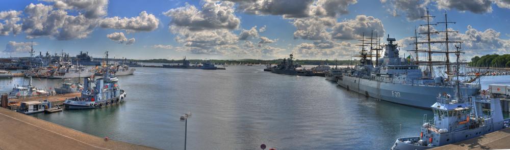 Panorama MSPK Kiel