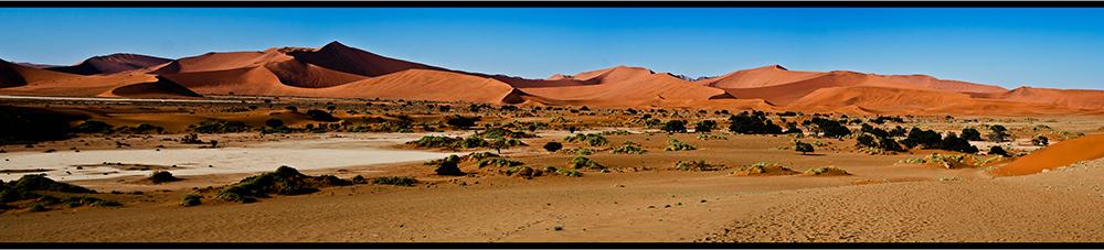 Panorama Namib