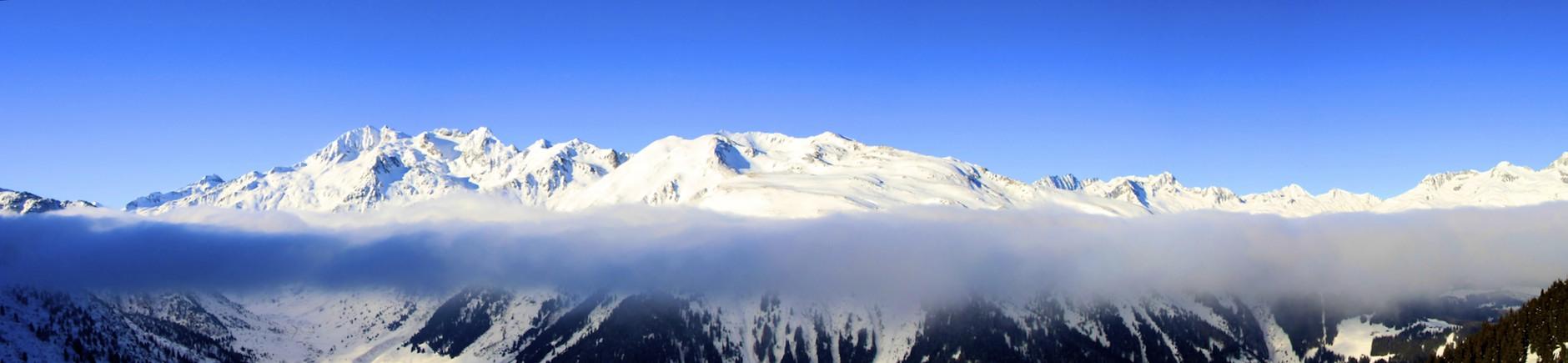 Panorama Nebelobergrenze