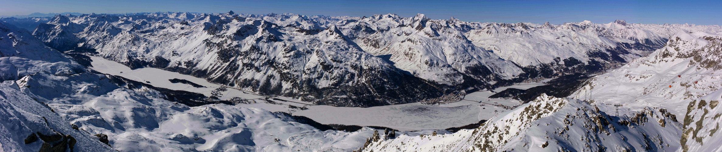 Panorama Oberengadin