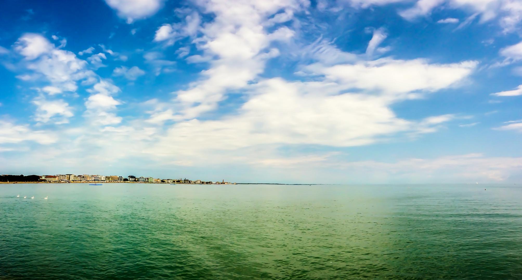 Panorama of Caorle #2