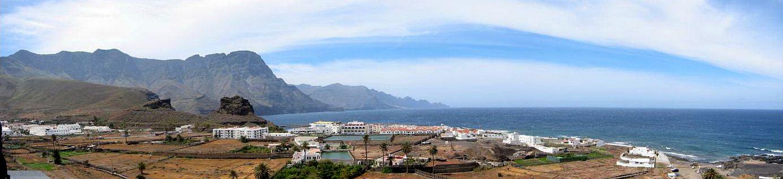 Panorama Puerto de Las Nieves
