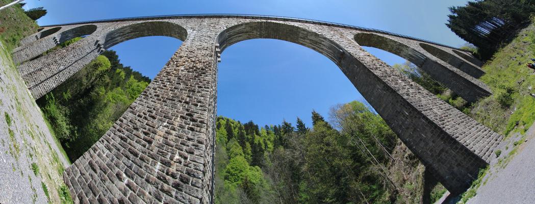 Panorama Ravennabrücke