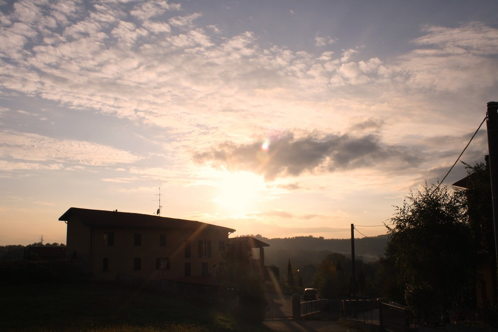 panorama (San Fermo, Como)