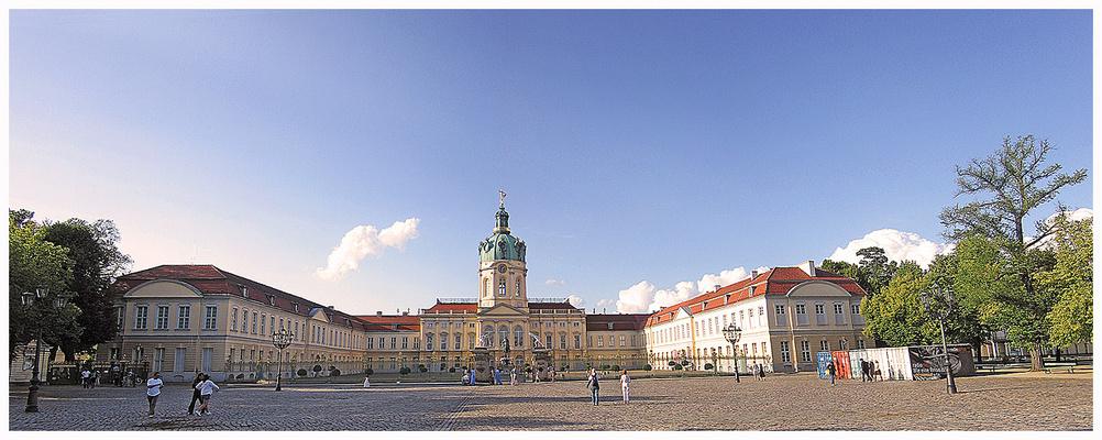 Panorama Schloss Charlottenburg