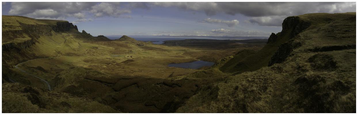 Panorama Schottland