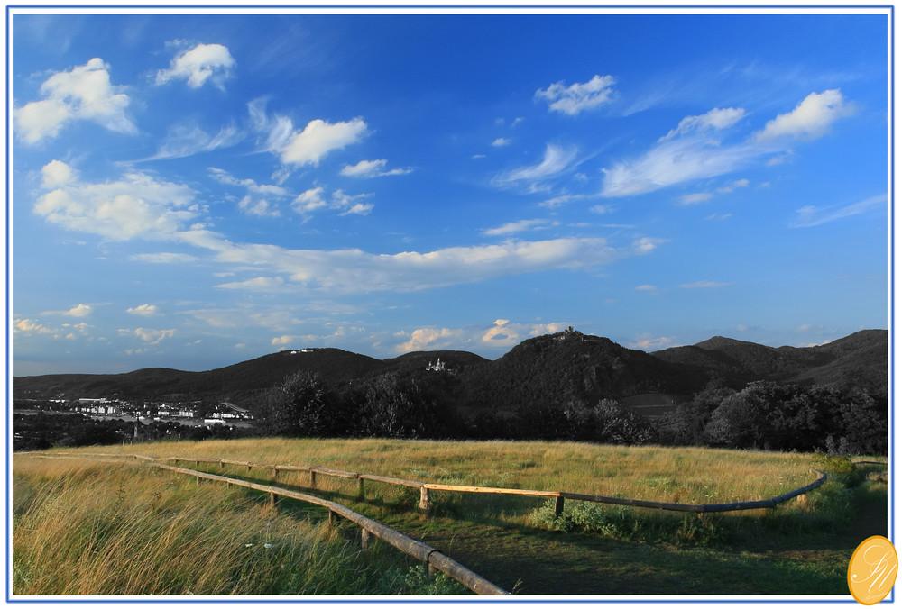 Panorama Siebengebirge