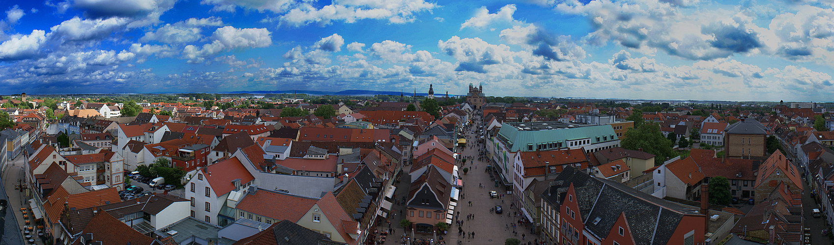 Panorama Speyer 2