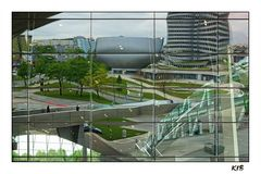 Panorama-Spiegel