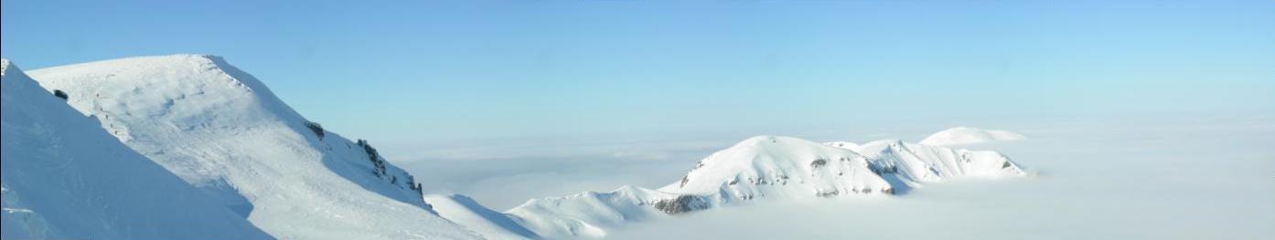 Panorama sur la vallée de Chaudefour