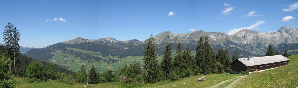Panorama Toggenburg