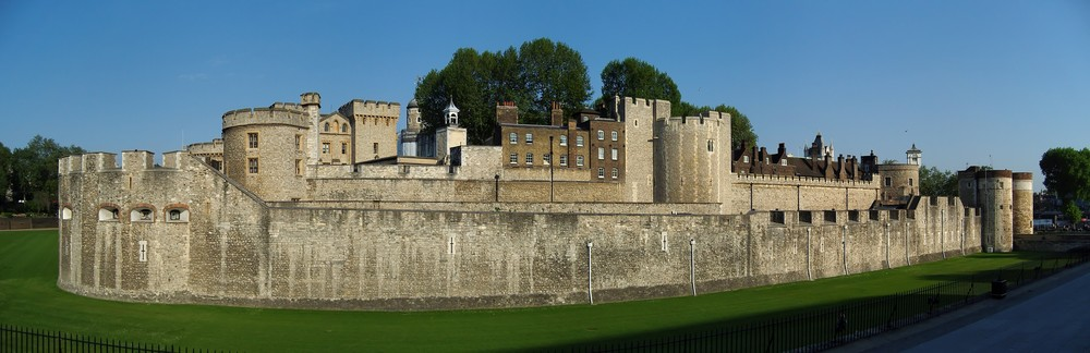 "Panorama Tower von ""Londinium"""