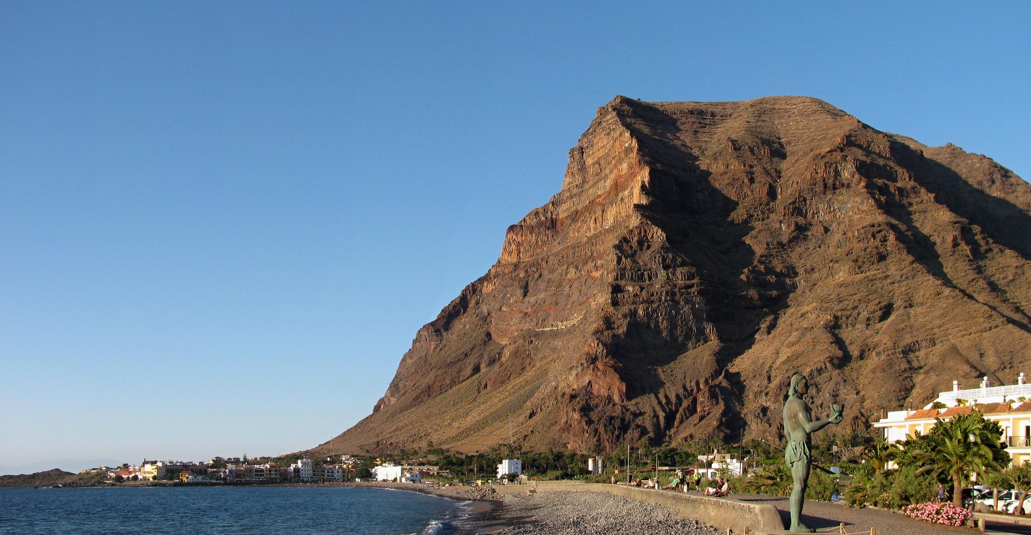 Panorama Valle Gran Rey
