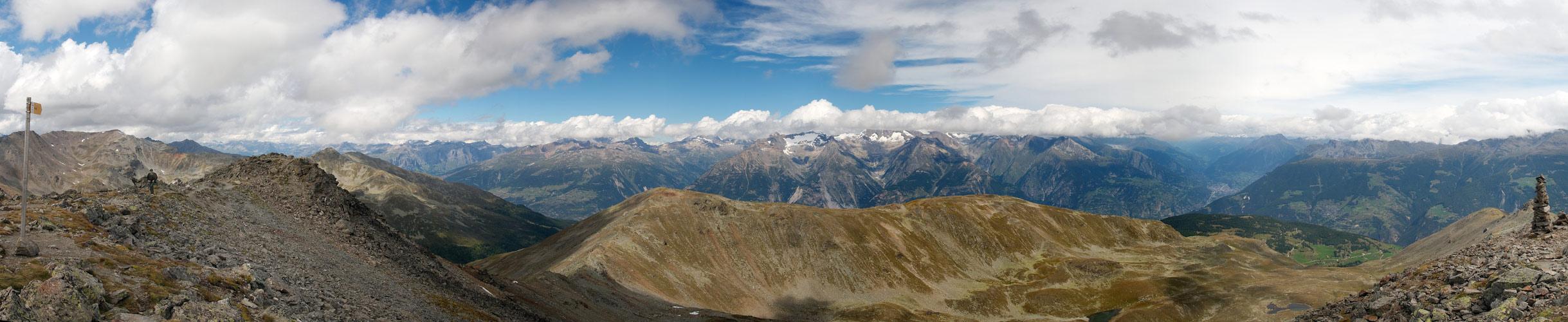 Panorama vom Augstbordhorn