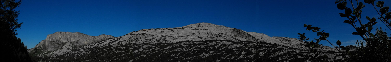 panorama von der pühringerhütte