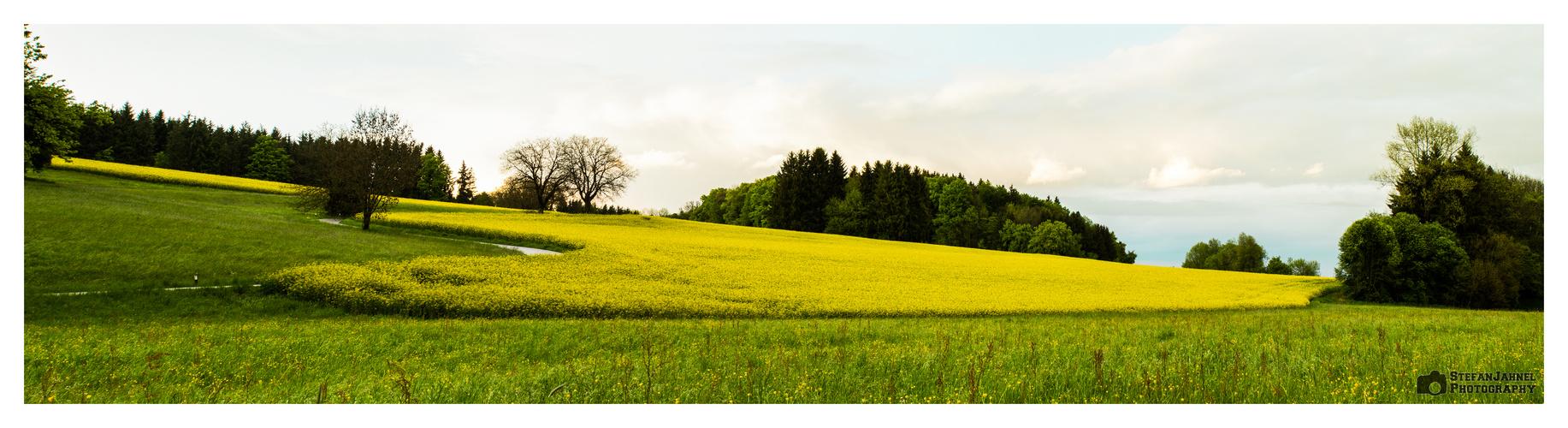 Panorama von meiner Heimat