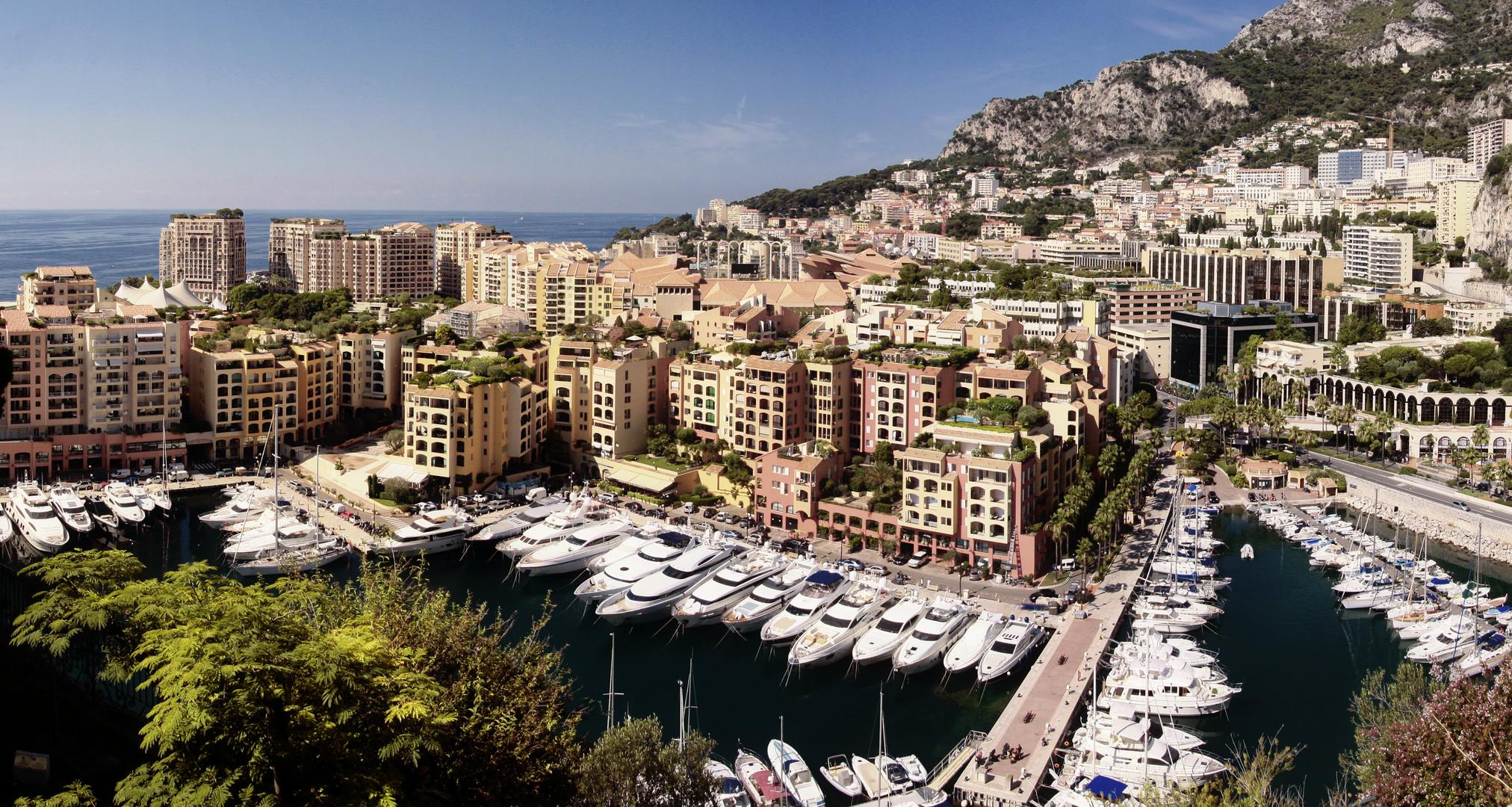 Panorama von Monaco 2 !!!