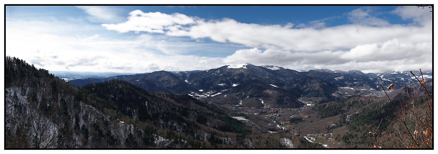panorama (vu du baecherkopf hisla)