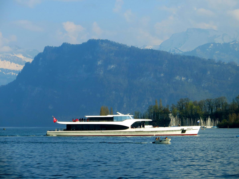 """Panorama-Yacht """"SAPHIR"""" ..."""