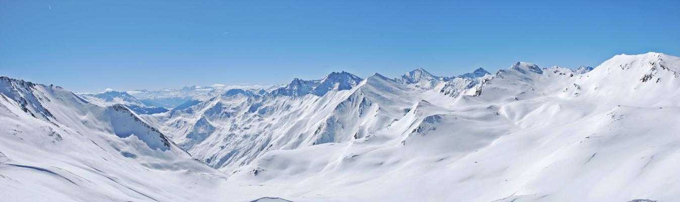 Panoramabild vom Masnerkopf