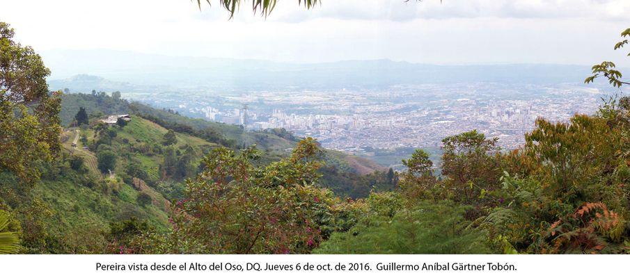 Panoramablick - Panorámica de Pereira