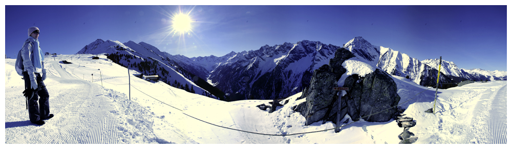 Panoramaweg, Ahorn (Mayrhofen)