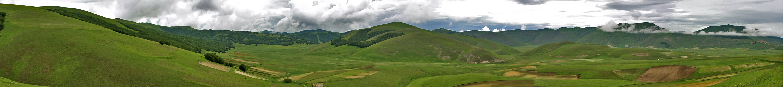Panoramica - Castelluccio
