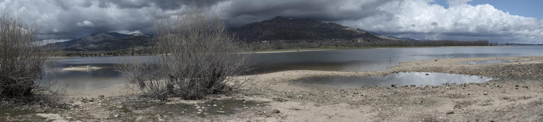 Panoramica de Manzanares el Real