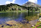 Panorámica del lago.