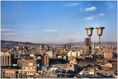 Panoramica di Barcelona.