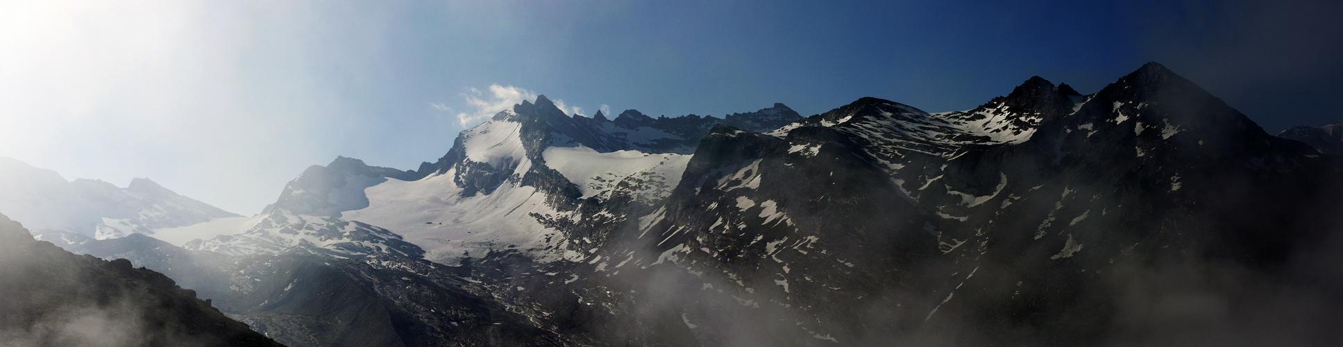 Panoramique du Parc de la Vanoise