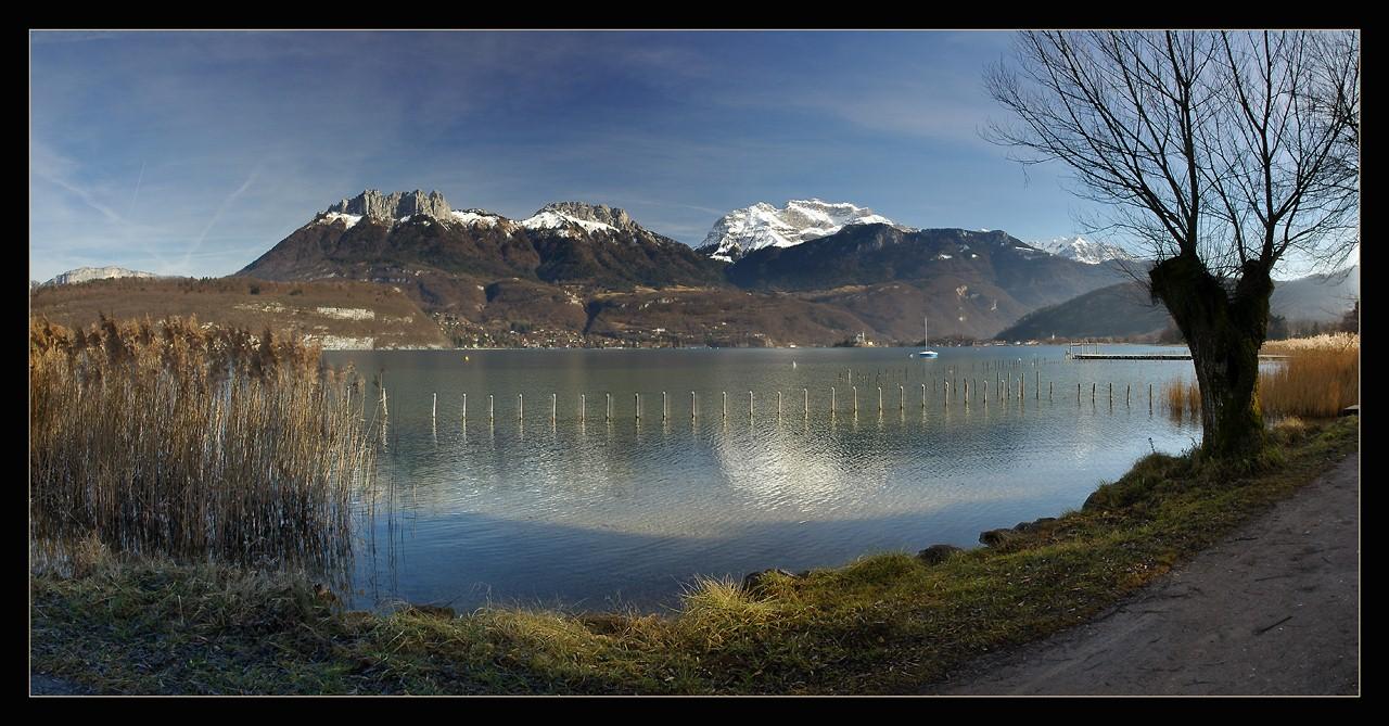 Panoramique Hivernal