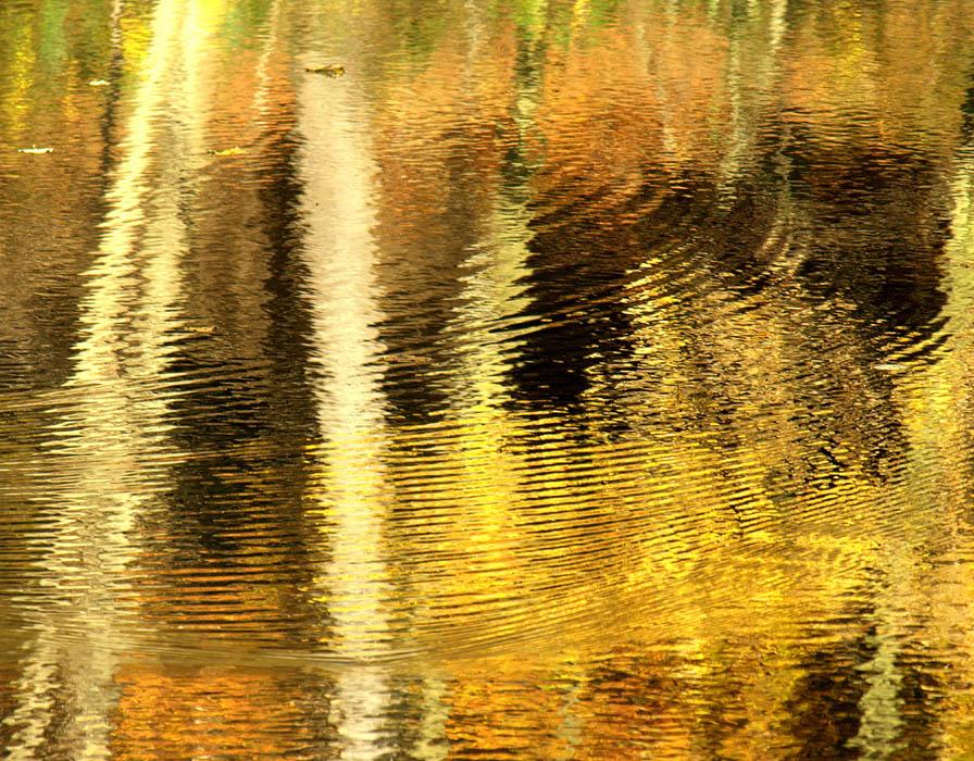 """Panta rhei - alles fließt... - AUSSTELLUNGS-FOTO """"WERDEN UND VERGEHEN"""""""