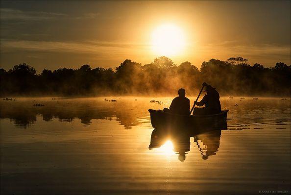 Pantanal [21] - Begegnung auf dem Rio Claro
