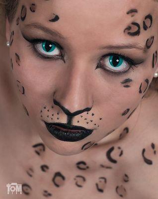 Panther Woman