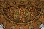 Pantokrator über der Apsis der Erlöserkirche