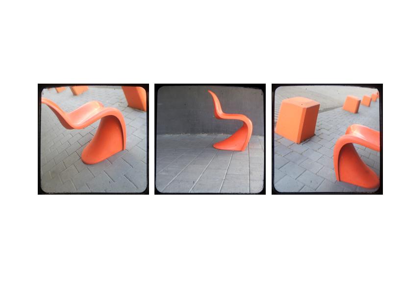 Panton Orange
