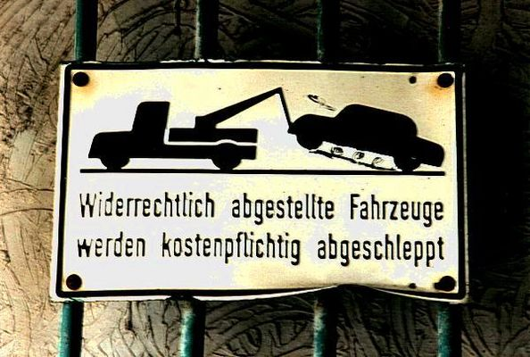 Panzer verboten