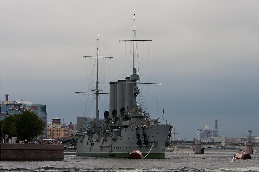 Panzerkreuzer Aurora