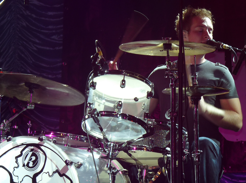 Paolo Serafini, Drummer der Band Livingston